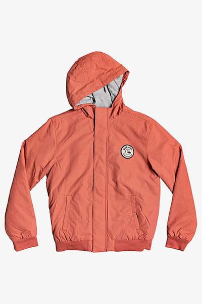 Оранжевый детская куртка choppy impact