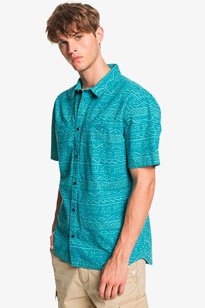 Муж./Одежда/Рубашки/Рубашки с коротким рукавом Мужская рубашка с коротким рукавом Heritage