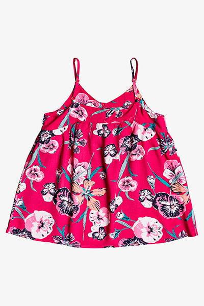 Дев./Одежда/Рубашки/Рубашки и блузки Детский топ Solo Dance 4-16