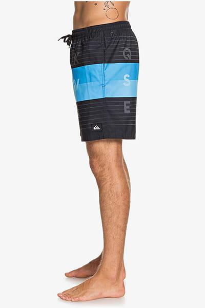 "Муж./Одежда/Плавки и шорты для плавания/Шорты для плавания Мужские плавательные шорты Word Block 17"""