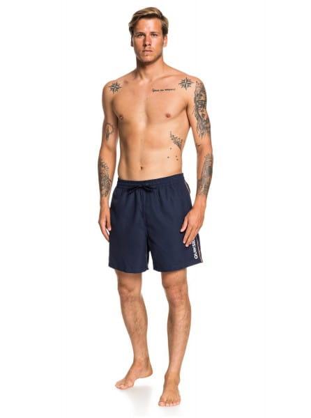 """Муж./Серф и вейкборд/Бордшорты/Шорты для плавания Мужские плавательные шорты Vert 17"""""""