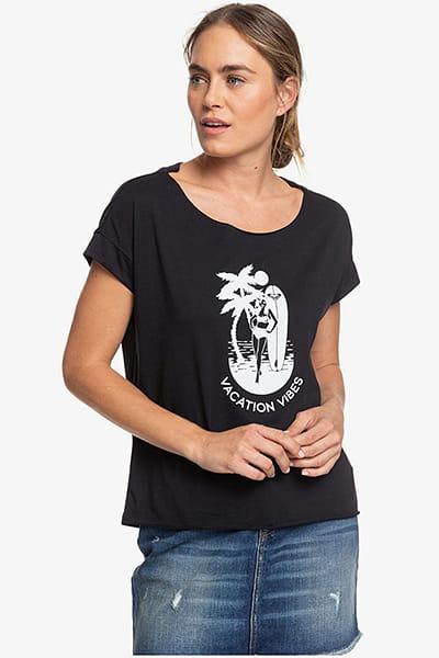 Персиковый женская футболка sweet summer night a