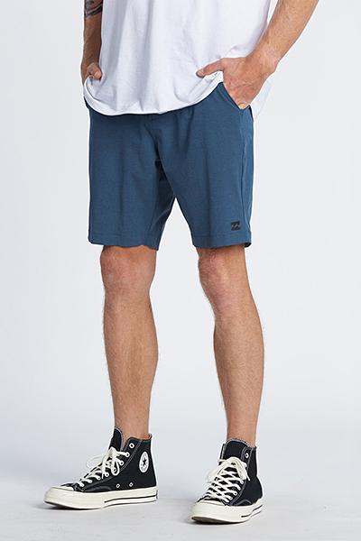 """Муж./Одежда/Шорты/Шорты-чинос Быстро сохнущие шорты 2-в-1 Crossfire Mid 19"""""""