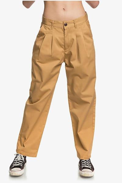 Жен./Одежда/Джинсы и брюки/Широкие брюки Женские брюки с высокой талией Womens