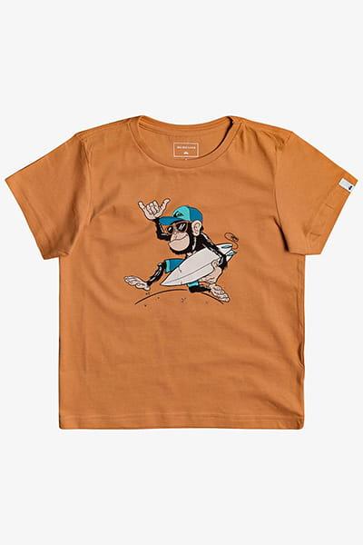 Мал./Одежда/Одежда/Футболки и майки Детская футболка Banana Alley 2-7 Quiksilver