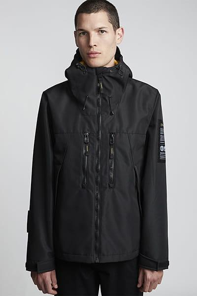 Муж./Одежда/Верхняя одежда/Демисезонные куртки Мужская водостойкая куртка Aether