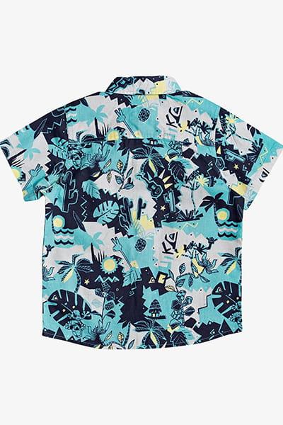 Мал./Одежда/Рубашки/Рубашки и поло Детская рубашка с коротким рукавом Jungle Weekend