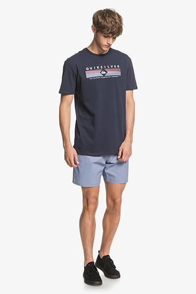 Муж./Одежда/Футболки, поло и лонгсливы/Футболки Мужская футболка Distant Fortune