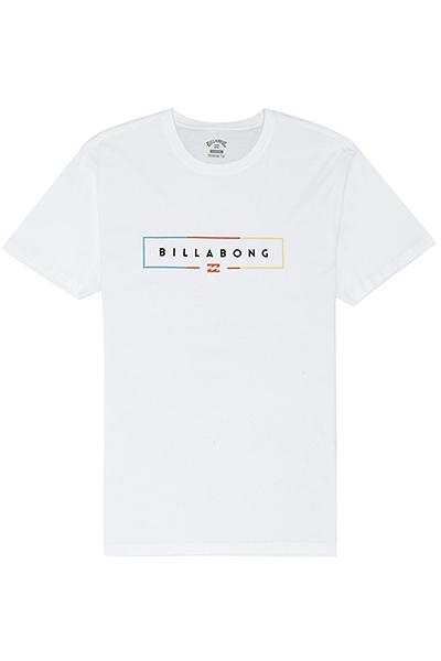 Белый футболка unity