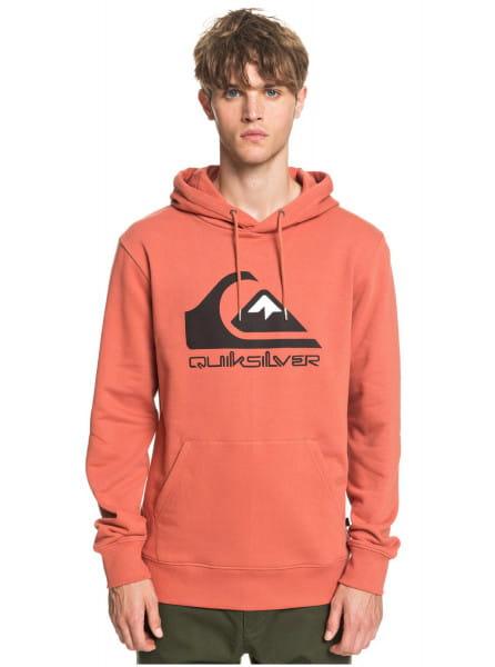 Муж./Одежда/Толстовки/Худи Мужской худи Quiksilver Comp Logo