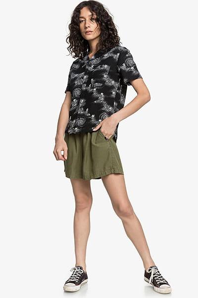 Жен./Одежда/Рубашки/Рубашки с коротким рукавом Женская рубашка с коротким рукавом Womens