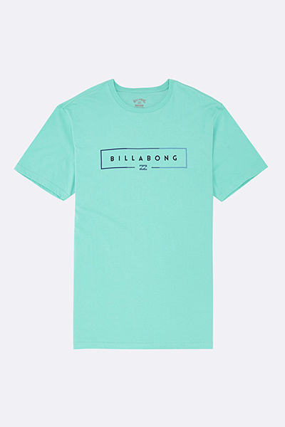 Футболка S1SS26-BIP0 Футболка Unity Tee Ss Light Aqua
