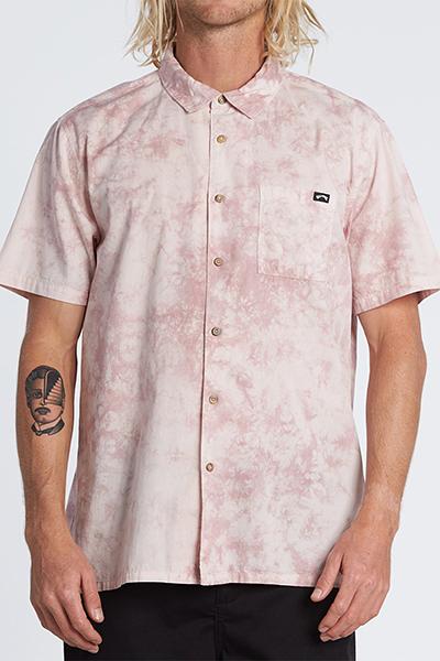 Рубашка S1SH06-BIP0 Pink Haze