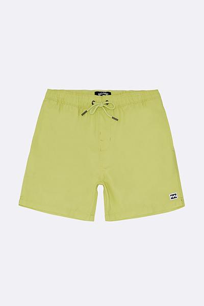 Шорты S2LB08-BIP0 Neon Yellow