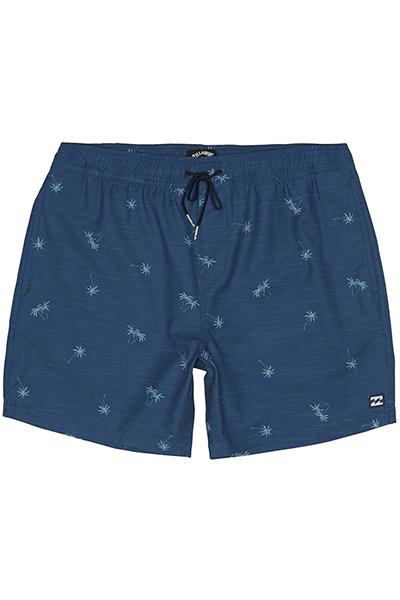 Пляжные шорты S1LB03-BIP0 Indigo