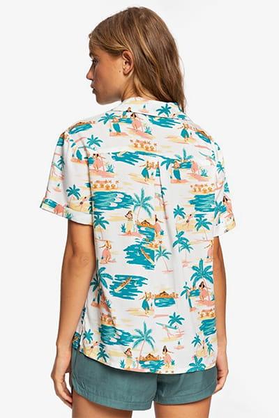 Жен./Одежда/Рубашки/Рубашки с коротким рукавом Женская рубашка с коротким рукавом Remind To Forget