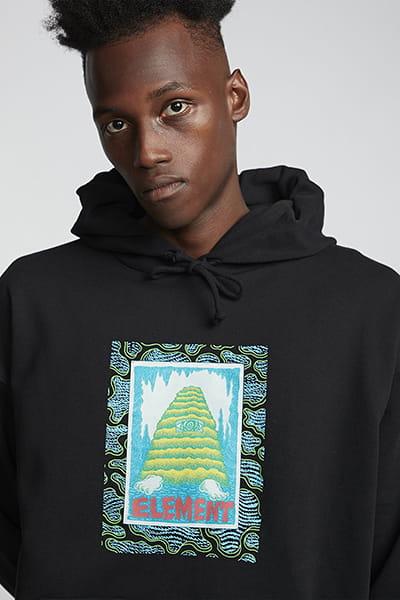 Муж./Одежда/Толстовки и флис/Свитшоты Свитшот Pyramid Man