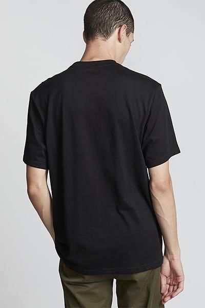 Муж./Одежда/Футболки, поло и лонгсливы/Футболки Мужская футболка с короткими рукавами Leopard Block Icon