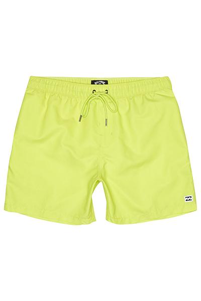 Пляжные шорты S1LB12-BIP0 Neon Yellow