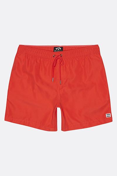 Пляжные шорты S1LB12-BIP0 Red Hot