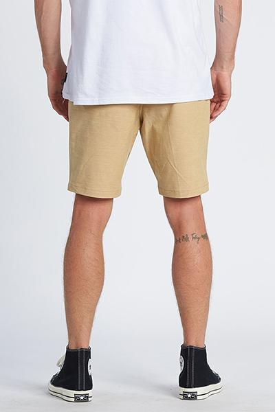 Муж./Одежда/Шорты/Шорты-чинос Быстро сохнущие шорты 2-в-1 New Order Slub