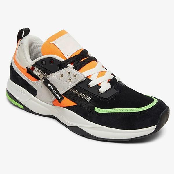 Муж./Обувь/Кеды и кроссовки/Кроссовки Кожаные кроссовки E.Tribeka Zip