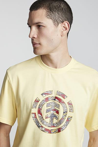 Муж./Одежда/Футболки, поло и лонгсливы/Футболки Мужская футболка с короткими рукавами Origins Icon