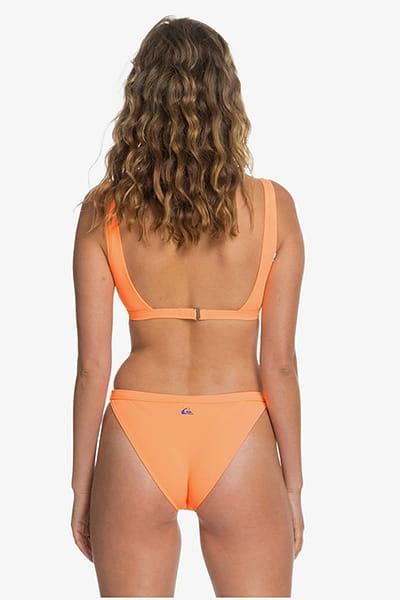 Оранжевые женские плавки womens