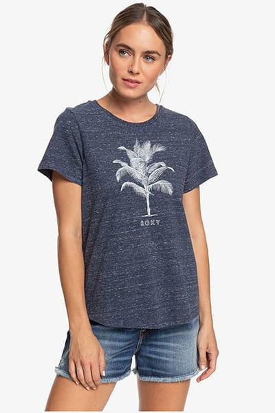 Персиковый женская футболка today good day b
