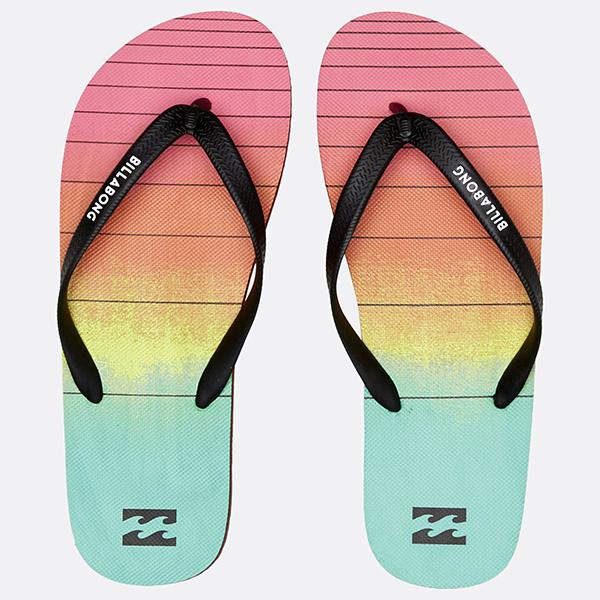 Вьетнамки S5FF03-BIP0 Stripe Neon