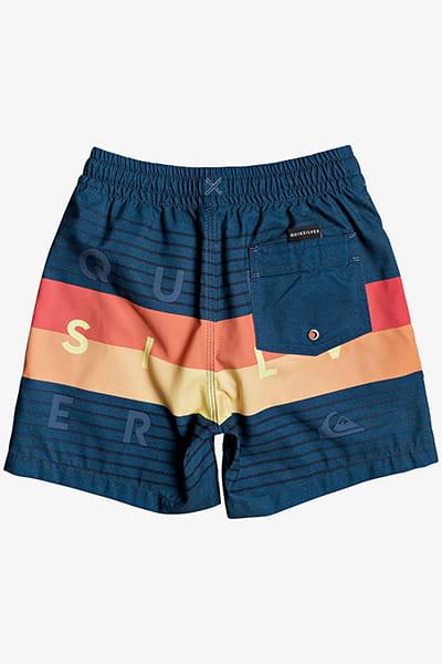 """Мал./Мальчикам/Одежда/Плавки и шорты для плавания Детские плавательные шорты Word Block 12"""""""