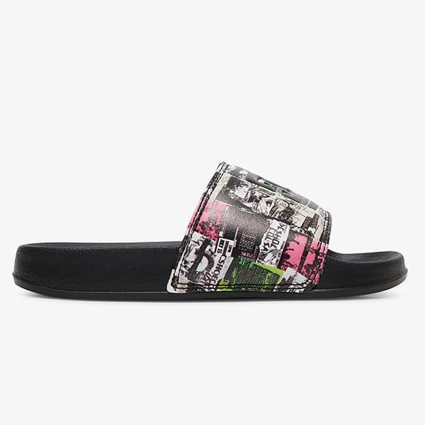Мал./Обувь/Обувь/Сланцы Детские сланцы DC Shoes