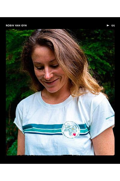 Персиковый женская футболка never under b