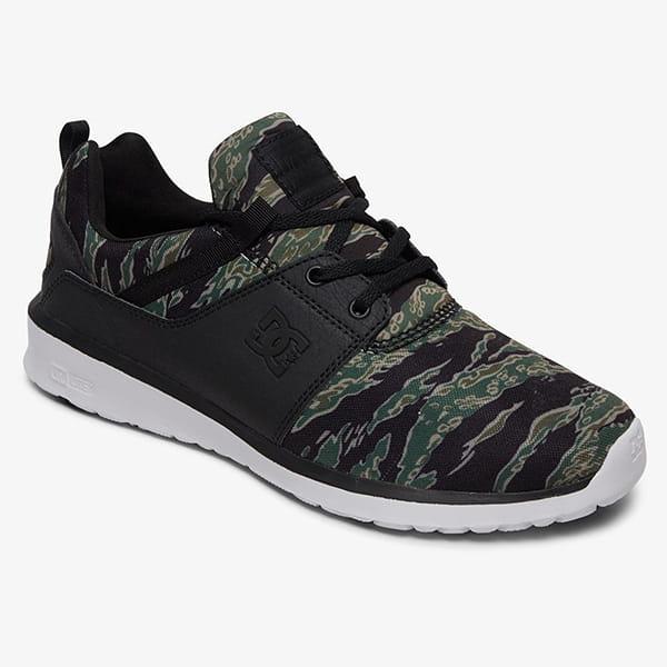Черные кроссовки heathrow tx se