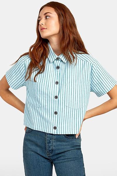 Жен./Одежда/Рубашки/Рубашки с коротким рукавом Рубашка Jefferson