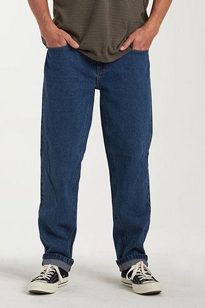 Прямые джинсы S1PN02-BIP0 Ocean Wash