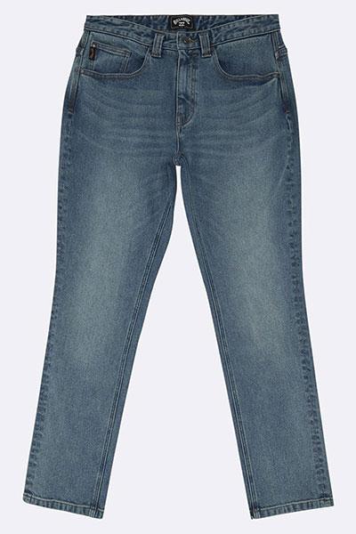 Зауженные джинсы S1PN01-BIP0 Indigo Wash