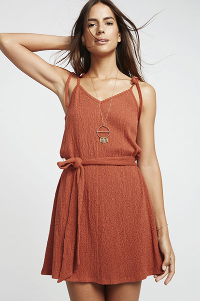Платье S3DR02-BIP0 Henna