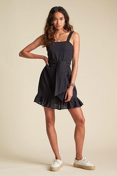 Платье S3DR34-BIP0 Black