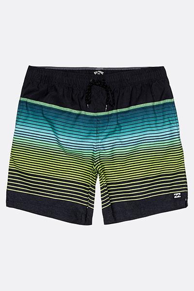 Пляжные шорты S1LB10-BIP0 Black