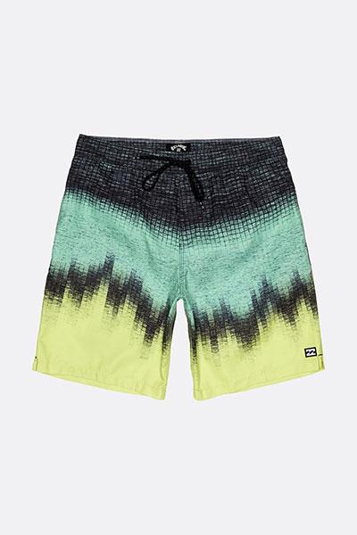 Пляжные шорты S1LB08-BIP0 Neon Yellow