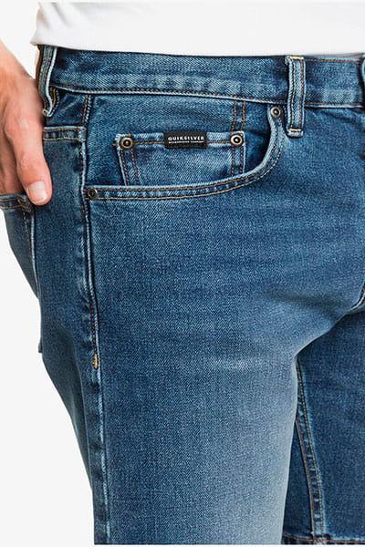 """Муж./Одежда/Шорты/Джинсовые шорты Мужские джинсовые шорты Aqua Cult Aged 20"""""""