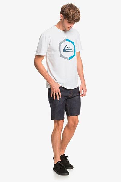 """Муж./Одежда/Шорты/Джинсовые шорты Мужские джинсовые шорты Modern Wave 18"""""""