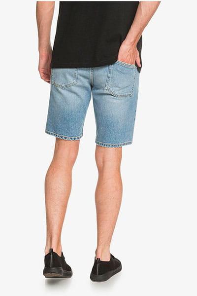 "Муж./Одежда/Шорты/Джинсовые шорты Мужские джинсовые шорты Modern Wave Salt Water 18"""