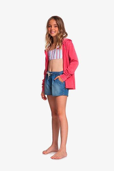 Дев./Девочкам/Одежда/Юбки и шорты Детские джинсовые шорты Honey Sunday