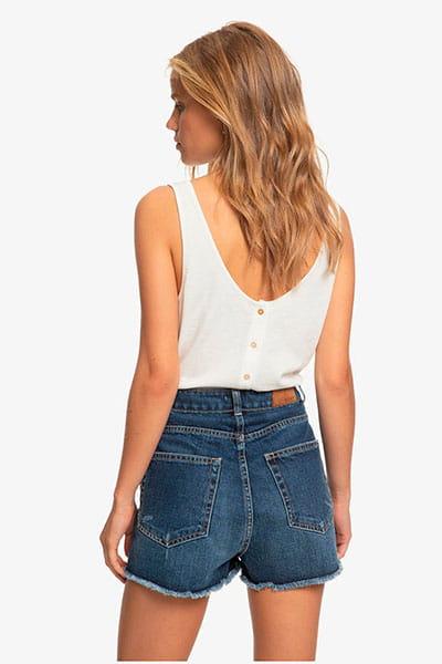 Жен./Одежда/Шорты/Джинсовые шорты Женские джинсовые шорты с высокой талией Lagos Cliff