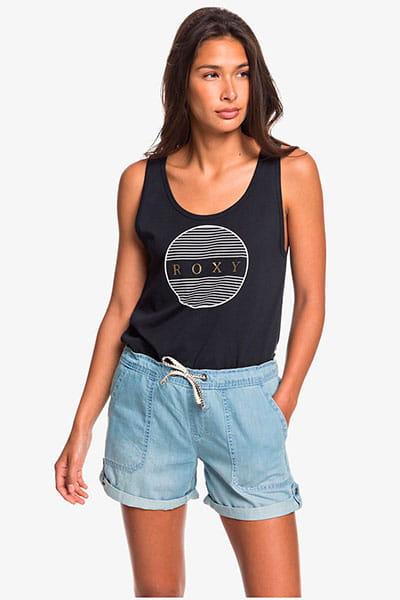 Прозрачные женские джинсовые шорты milady beach