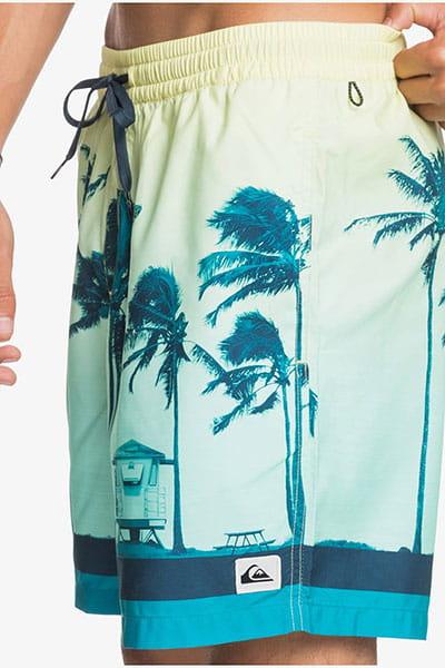 """Муж./Одежда/Плавки и шорты для плавания/Шорты для плавания Мужские плавательные шорты Paradise 17"""""""