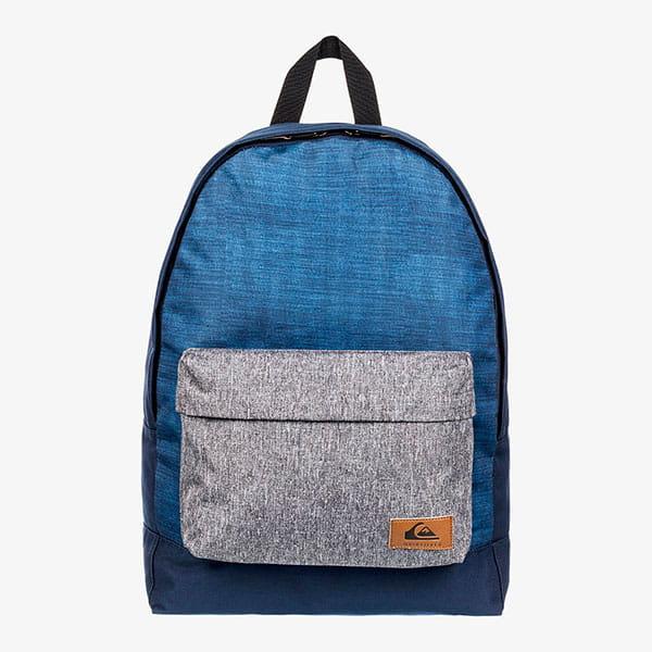 Голубой рюкзак среднего размера everyday poster plus 25l