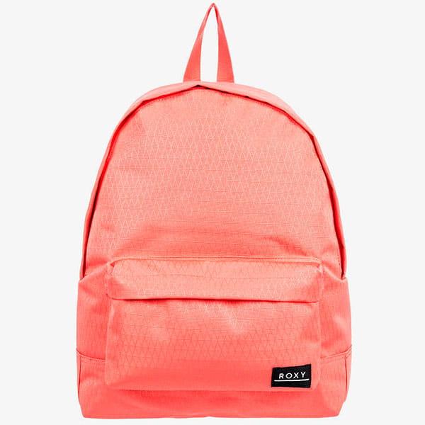 Розовый маленький рюкзак sugar baby textured 16l